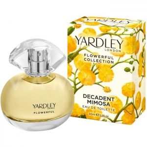 Yardley London Flowerful Collection Decadent Mimosa Eau de Toilette 50ml дамски